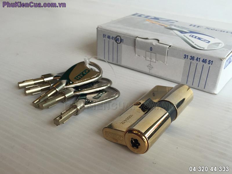 Củ chìa - lõi khóa