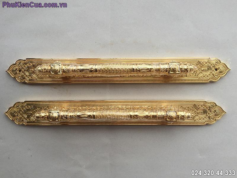 Tay nắm cửa mạ vàng JP-001P-24K